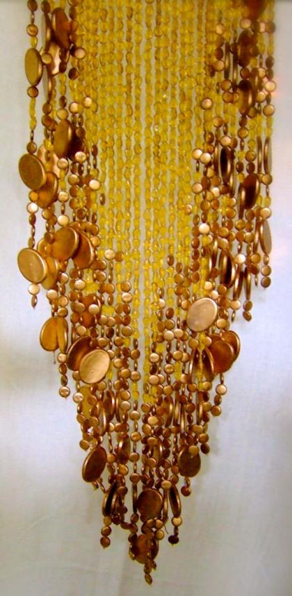 Champagne Gold Basket