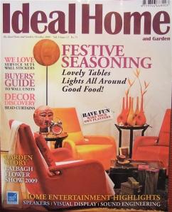IDEAL HOME & GARDEN Oct 09
