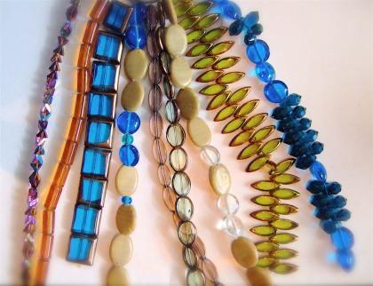 Glass Bead Options