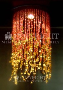 Other HANGING LAMP Pomegranate Gold - Restaurant Oye Shaava, Arch. Rajesh Pai